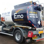 Volvo EMO Oil Tanker